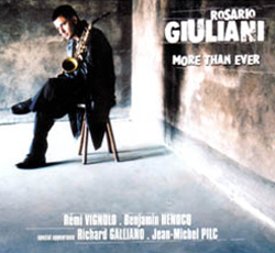 rosario giuliani - more than ever